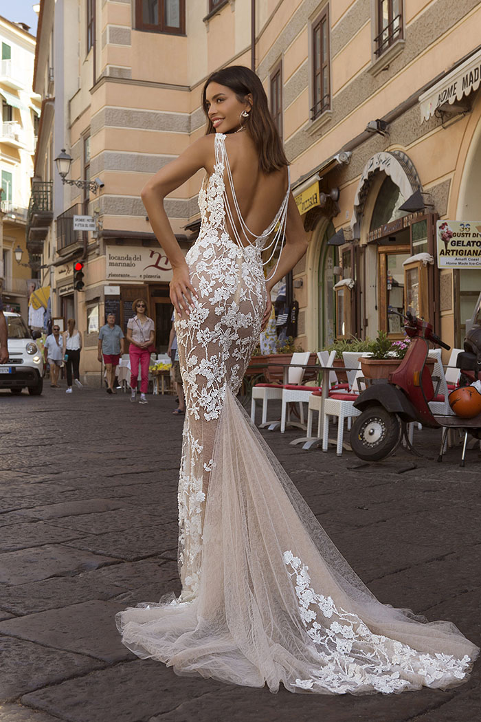 P110 Bridal Gown by Berta Bridal Gown
