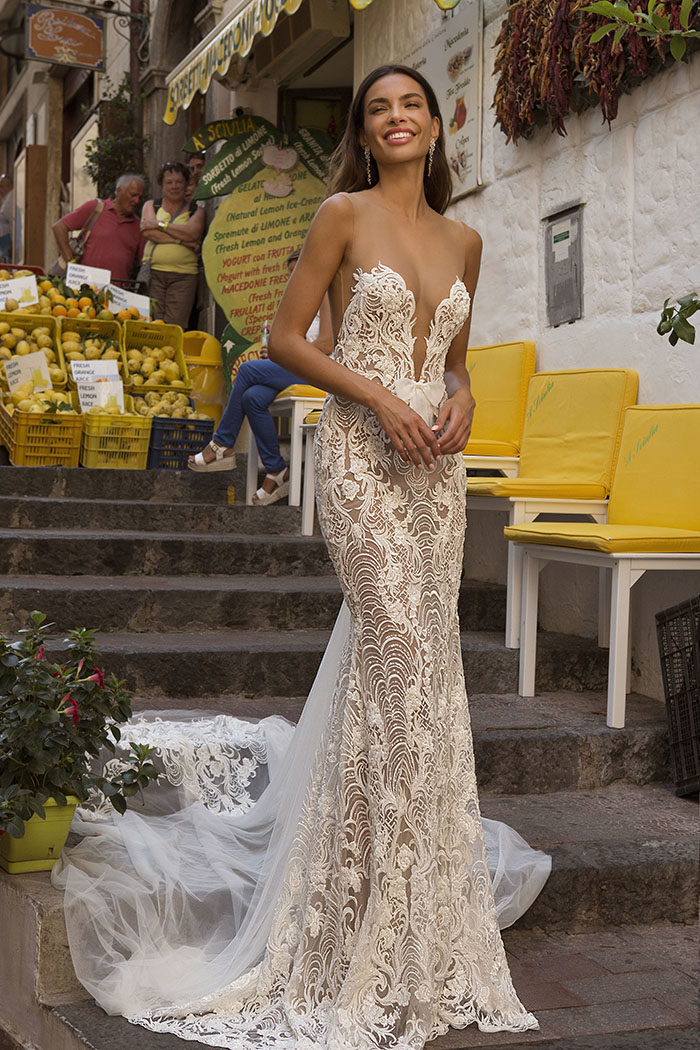 P111 Bridal Gown by Berta Bridal Gown