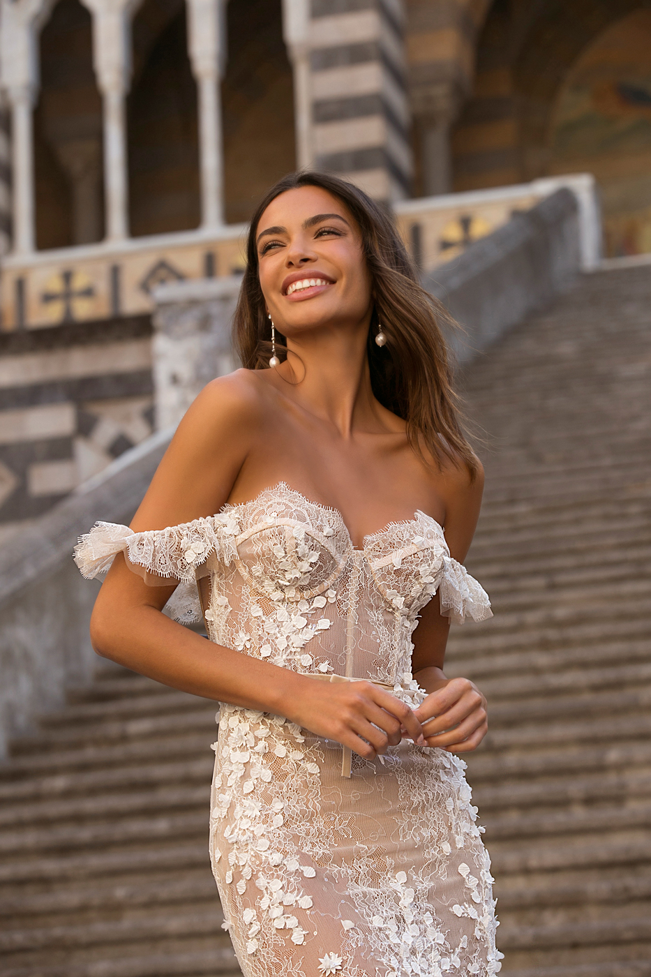 Bridal Gown by Berta Bridal Gown