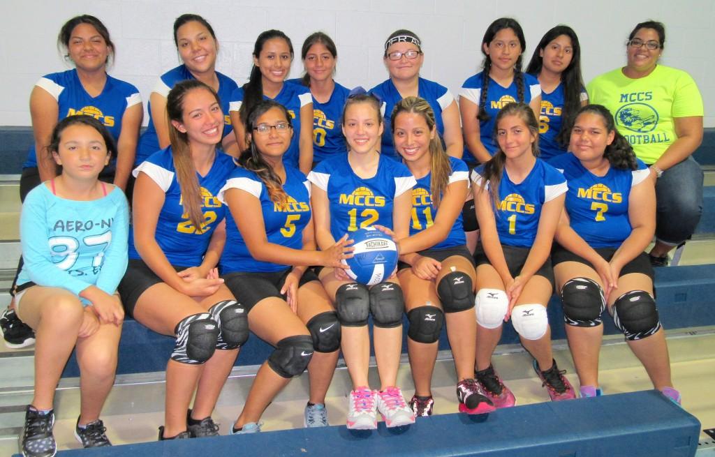 Volleyball 15-16