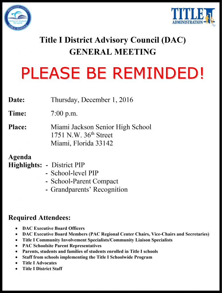 dac-1st-general-meeting-flyer-be-reminded-for-12-1-15