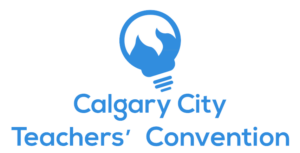 Calgary City Teachers Convention Logo