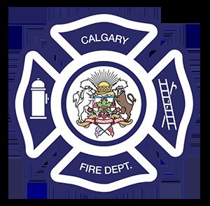 Calgary Fire Department Logo