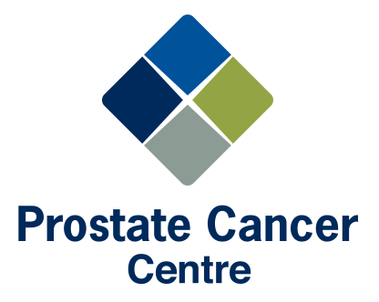Prostate Cancer Centre Logo