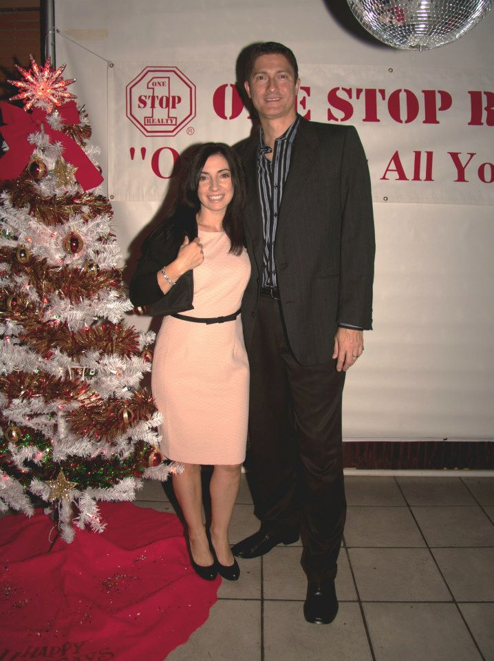 One Stop Realty Christmas party