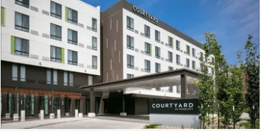 Courtyard by Marriott Sioux City Downtown