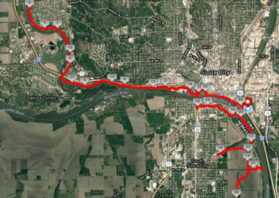 Full Marathon Course