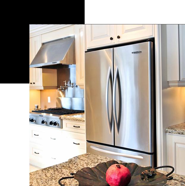 Stainless Steel Refridgerator