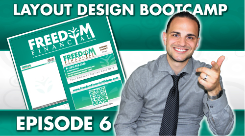 Layout Design Bootcamp – Episode 6 – Branding Package