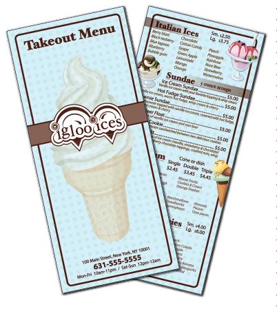professional-rack-card-menu-design