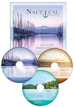 professional cd template design