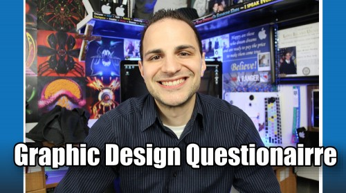 Utilizing A Graphic Design Project Questionairre