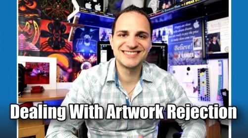 Graphic Designer Tip – Dealing With Artwork Rejection