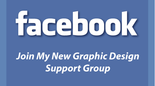 Join My New Facebook Group For Graphic Designers