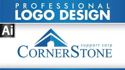 Professional Logo Design Tutorial – Adobe Illustrator Creative Cloud – Episode 2