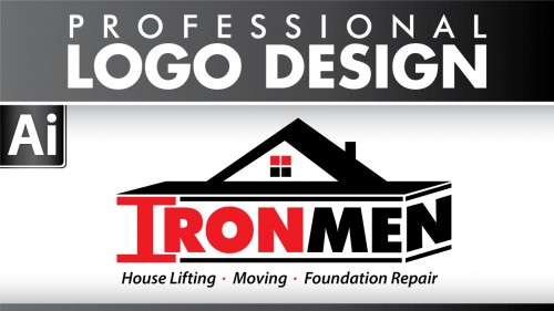 Professional Logo Design Tutorial – Adobe Illustrator Creative Cloud – Episode 3