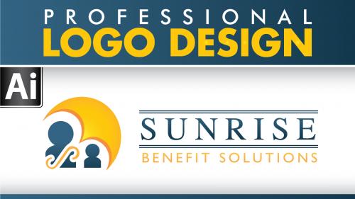 Professional Logo Design Tutorial – Adobe Illustrator Creative Cloud – Episode 1