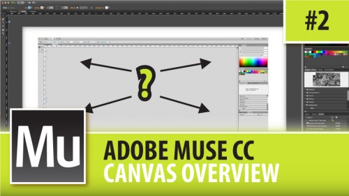 Adobe Muse CC – Canvas Overview – Episode #2