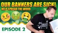 Professional Banner Design Tutorial – Part 2 of 3
