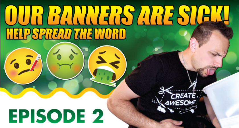 Professional Banner Design Tutorial – Part 2 of 3