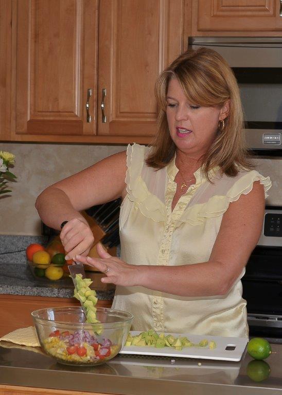 josee corn salad action