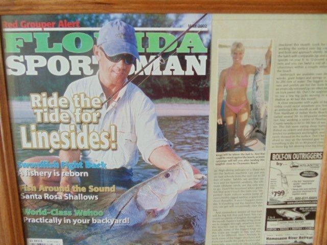 Florida sportsman magazine article