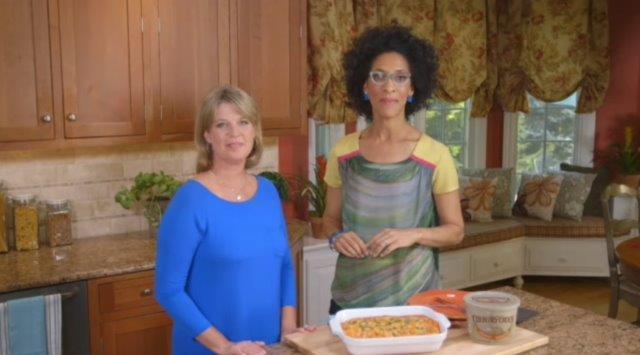 Josee with Carla on segment#1