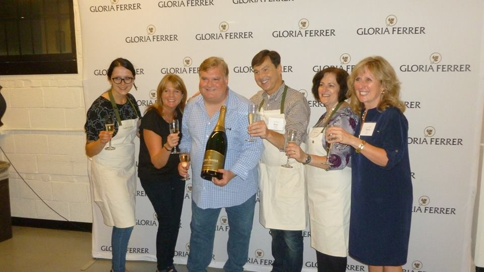 gloria-ferrer-cook-off-with-competitors