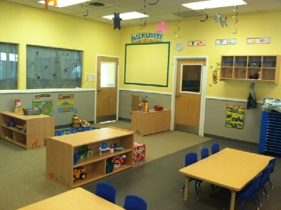 Lilac City Early Learning Center Outside