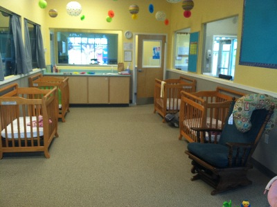 Lilac City Early Learning Center Classroom