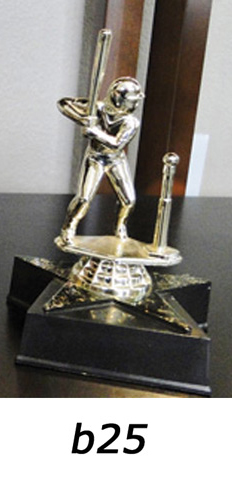 T-Ball Action Trophy – b25