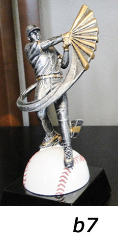 Baseball Action Trophy – b7