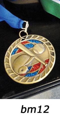 Baseball Medals – bm12