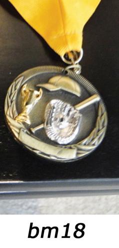 Baseball Medals – bm18