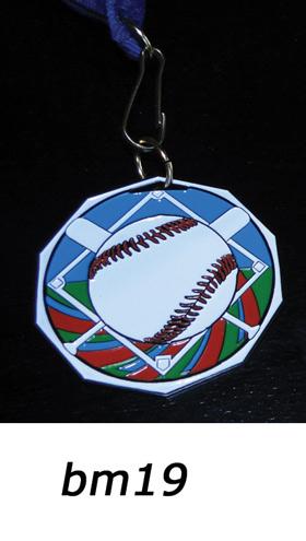 Baseball Medals – bm19