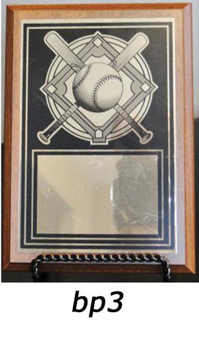 Baseball Plaques – bp3