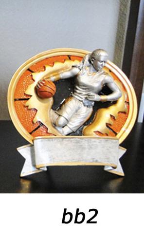 Basketball Trophy, Girls – bb2