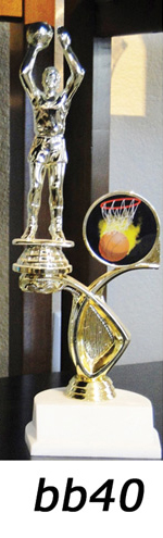 Basketball Action Trophy – bb40