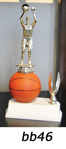 Basketball Action Trophy – bb46