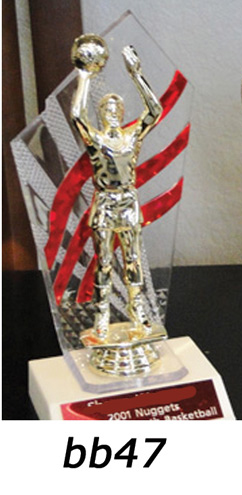 Basketball Action Trophy – bb47