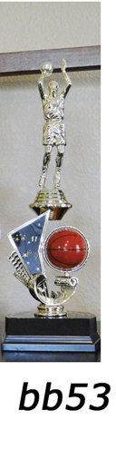 Basketball Action Trophy – bb53