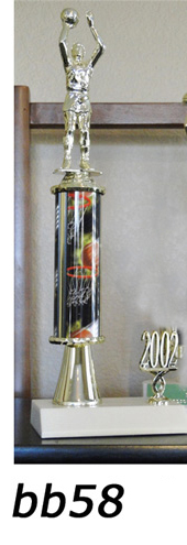 Basketball Action Trophy – bb58