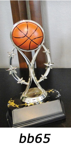 Basketball Action Trophy – bb65