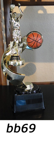 Basketball Action Trophy – bb69