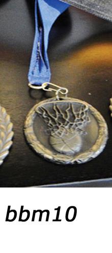 Basketball Medals – bbm10