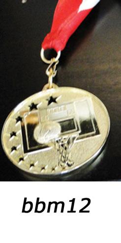 Basketball Medals – bbm12