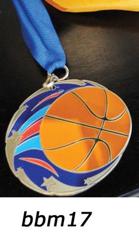 Basketball Medals – bbm17
