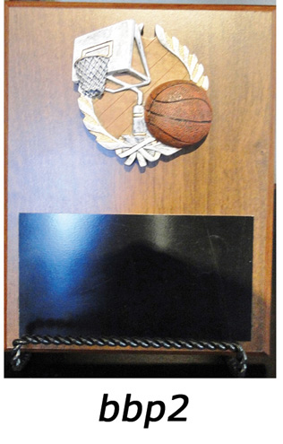 Basketball Plaques – bbp2
