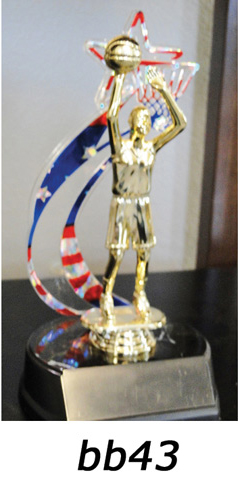 basketball clearance trophies