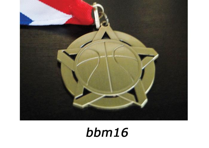 Basketball Medals – bbm16
